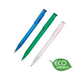 Recycled Frosted Calico Ballpen