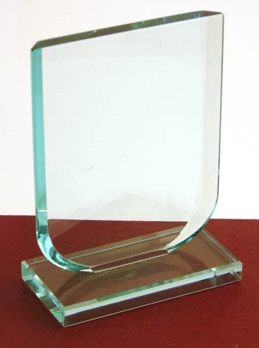 Budget Jade Green Shield Award